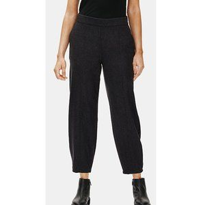 Eileen fisher pull on pants slit back size SP